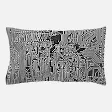 Circuit Pillow Case