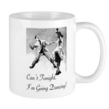 Cute Swing dancing Mug