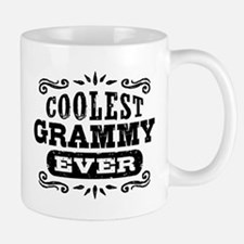 Coolest Grammy Ever Small Mugs