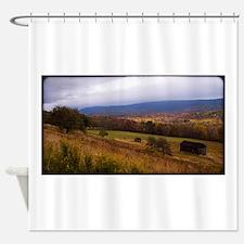 101214-99 Shower Curtain