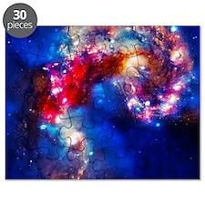 Colorful Cosmos Puzzle