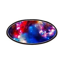 Colorful Cosmos Patches