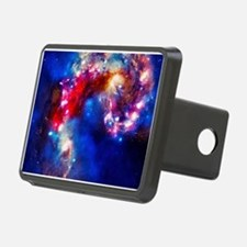 Colorful Cosmos Hitch Cover