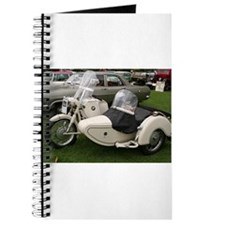 BMW Motorcycle with Sidecar Journal