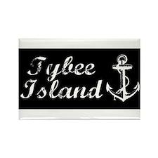 Tybee Island, Ga Beach Anchor! Fridge Magnets