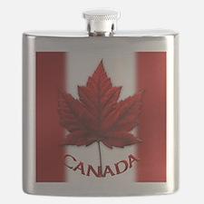 Canadian Flag Souvenir Art Gifts Canada Flas Flask