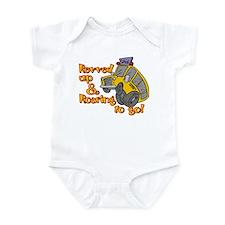 Revved Up! Infant Bodysuit