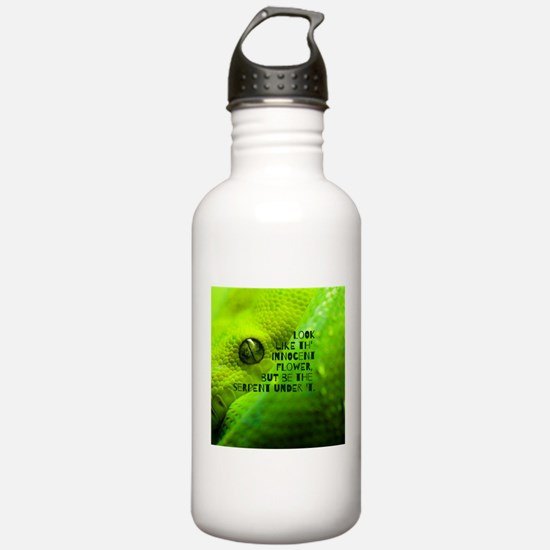 Be The Serpent Water Bottle