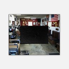 Barber Shop Picture Frame
