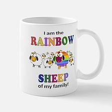 Rainbow Sheep Mugs
