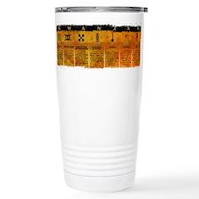 Cute Kwanzaa Travel Mug