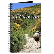 El camino de Santiago, Spain, Europe (capt Journal