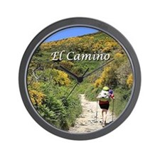 El camino de Santiago, Spain, Europe (c Wall Clock