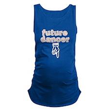 Future dancer - Maternity Tank Top