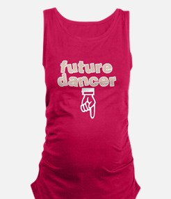 Future dancer - Maternity Tank Top