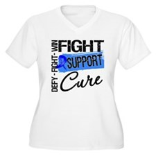 Myositis Fight Cu T-Shirt