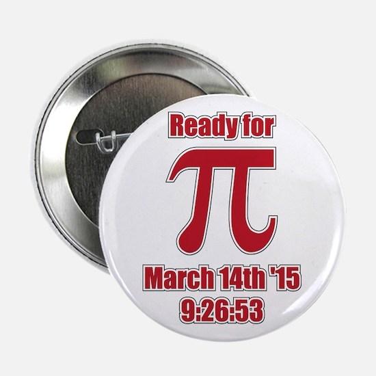 "Math Humor Pi 2.25"" Button (10 pack)"