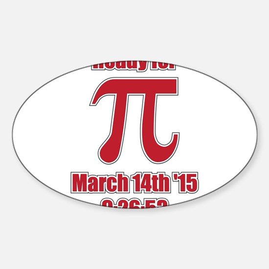 Math Humor Pi Decal