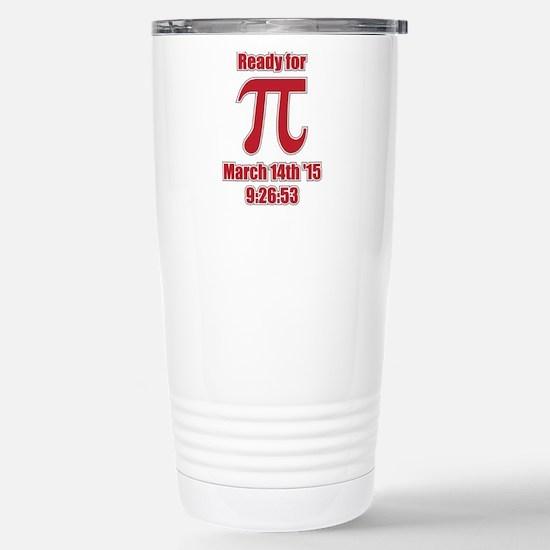 Math Humor Pi Travel Mug