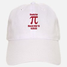 Math Humor Pi Baseball Baseball Baseball Cap