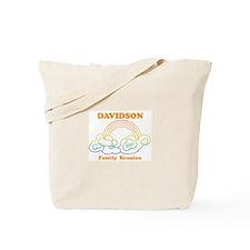 DAVIDSON reunion (rainbow) Tote Bag