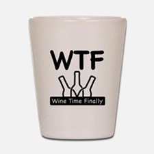 WTF Shot Glass