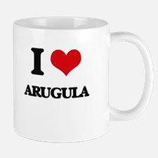 I Love Arugula ( Food ) Mugs