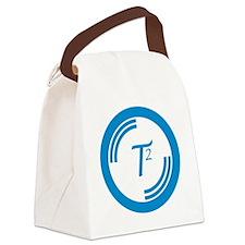 TrackTrackNet Canvas Lunch Bag