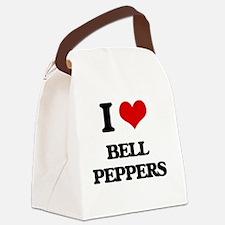 Cute Dinner Canvas Lunch Bag