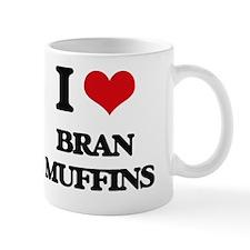 Cute I heart muffins Mug
