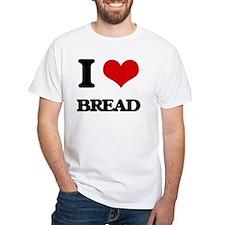 I Love Bread ( Food ) T-Shirt