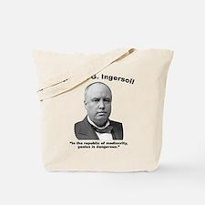 Ingersoll: Genius Tote Bag