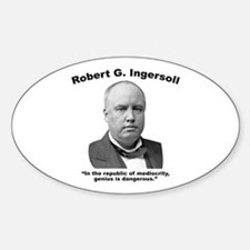 Ingersoll: Genius Decal