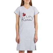 Ladybug Karen Women's Nightshirt