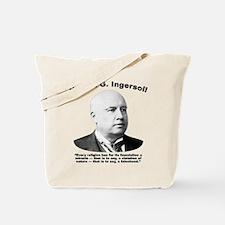 Ingersoll: Falsehood Tote Bag