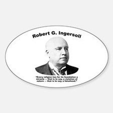 Ingersoll: Falsehood Decal