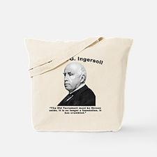 Ingersoll: Crumbled Tote Bag
