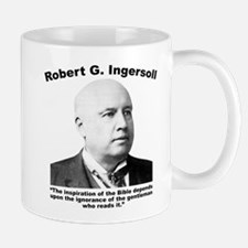 Ingersoll: Bible Mug