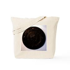 Decor_Bronze_MedallionHorseman_x Tote Bag