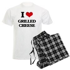 I Love Grilled Cheese ( Food Pajamas