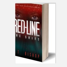 Red-Line: The Shift Book  Postcards (Package of 8)