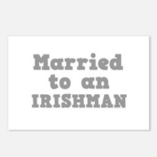 Married to an Irishman Postcards (Package of 8)