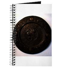 Decor_Bronze_MedallionHorseman_x Journal
