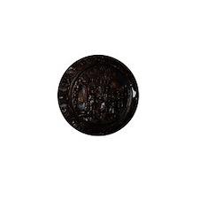 Decor_Bronze_MedallionPioneer_x Mini Button (10 pa