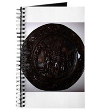 Decor_Bronze_MedallionPioneer_x Journal
