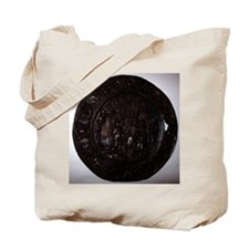 Decor_Bronze_MedallionPioneer_x Tote Bag