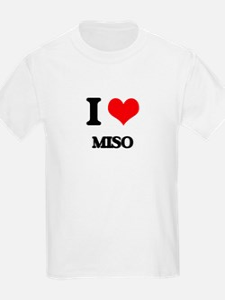 I Love Miso ( Food ) T-Shirt