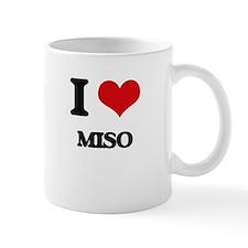 I Love Miso ( Food ) Mugs