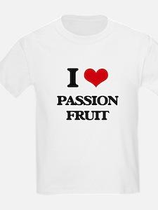 I Love Passion Fruit ( Food ) T-Shirt