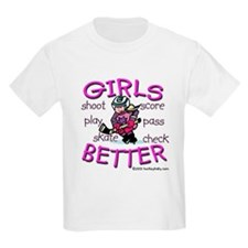 "Kids Girls 'R"" Better T-Shirt"